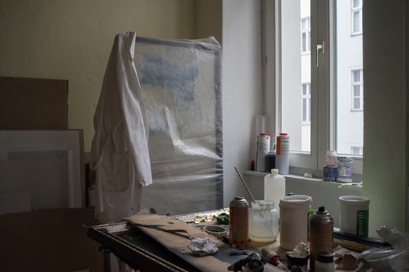 Berlin Art Link Studio Visit with Daniel Laufer
