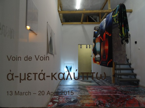 Berlin Art Link interview with Bulgarian performance artist voin de voin