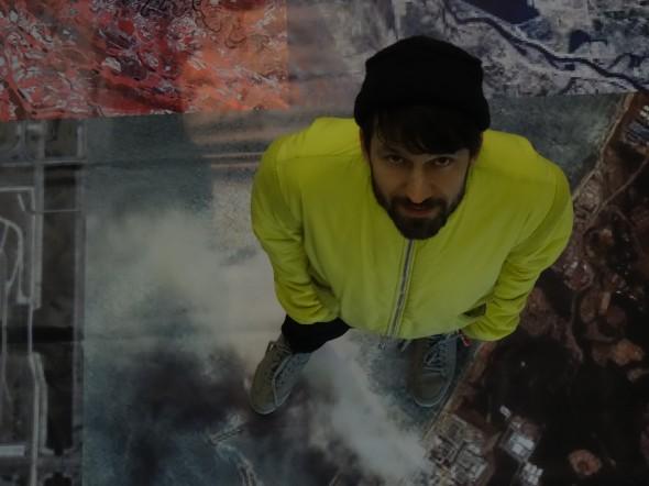 Berlin Art Link interview with Bulgarian performance artist voin de voin