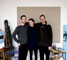 Berlin Art Link Interview with Veni.us founder Robin Greenwood