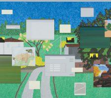 Berlin Art Link Studio Visit with Flavio de Marco, Italian painter