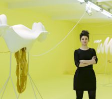 Berlin Art Link Discover Marguerite Humeau at Duve Gallery