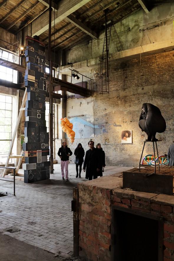 Berlin Art Link Gallery Weekend Review Ngorongoro exhibition