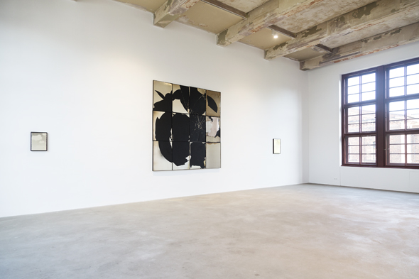 Nir Hod, 'Life and Death of a Star' at Michael Fuchs Galerie, Berlin; Photo by Maike Wagner
