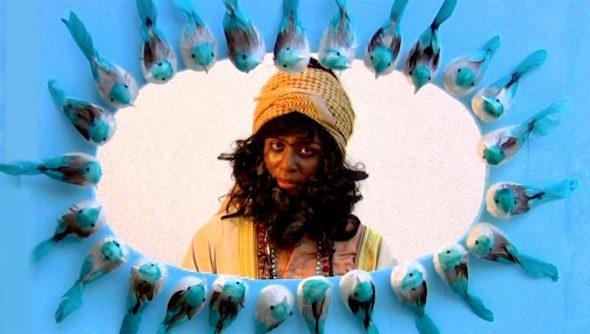 "Monira Al Qadiri - ""Wa Waila"" (Oh Torment), 2008. Short film, 10 minutes, film still ; Courtesy of the artist"