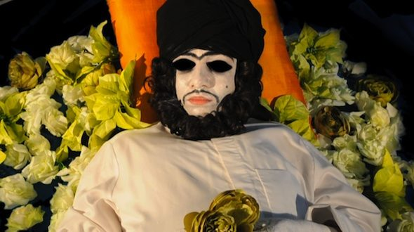 "Monira Al Qadiri - ""Abu Athiyya"" (Father of Pain), 2013. Short film, 6.5 minutes, film still"