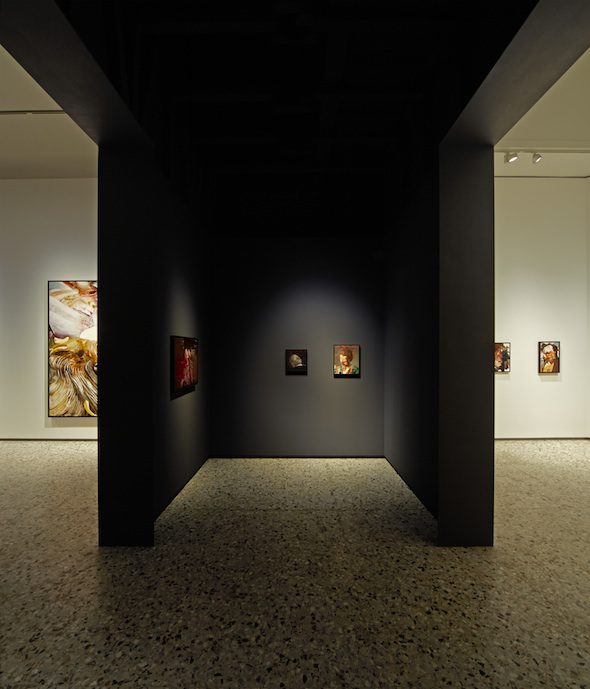 Romanian Pavilion, Installation View, 56th Venice BIennale; Photo by Mathias Schormann