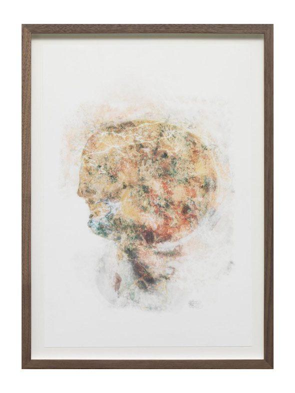 """Asger Carlsen - """"Marble Drawing"""" Installation View, Dittrich & Schlechtriem; Courtesy of Dittrich & Schlechtriem"""