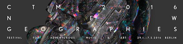 "CTM Festival 2015 - ""CTM Festival Logo"" (2015); courtesy of CTM Festival 2015 webpage"