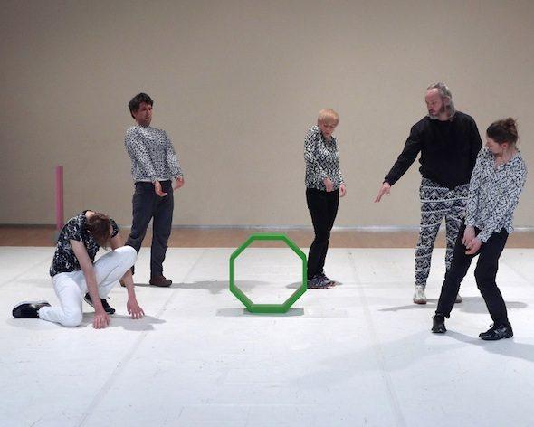 Berlin-art-linkFORMEN FORMEN, 2015 Choreografie : Skulptur- Julian Weber Performance