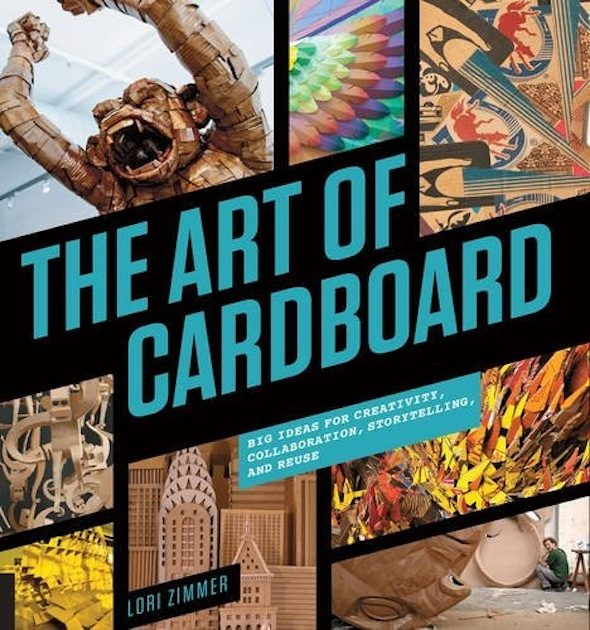 Berlin-art-link_Book-cover_the-art-of-cardboard