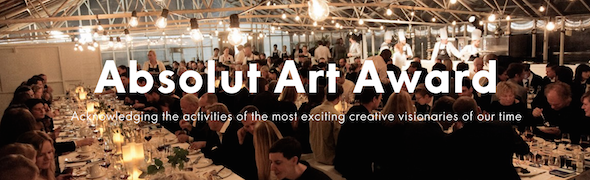 "Absolut - ""Absolut Art Award Ceremony 2013"" (2013), photograph; courtesy of Absolut"