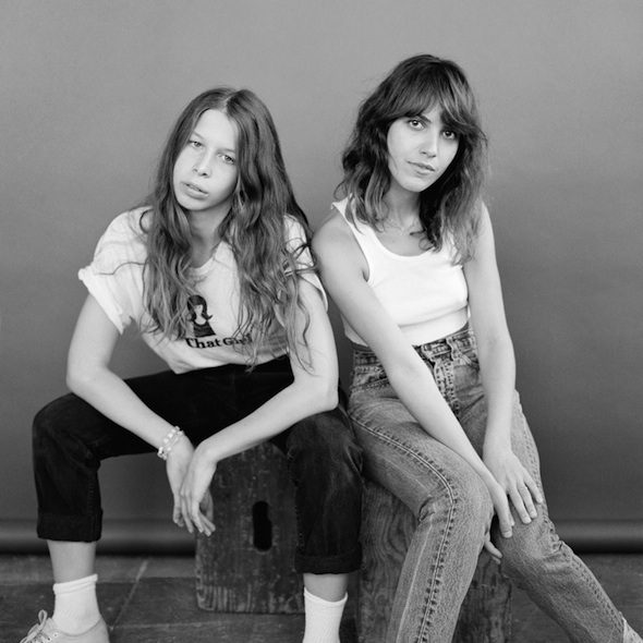 Mayan Toledano and Julia Baylis; Photo by by Jody Rogac, Courtesy of Me and You