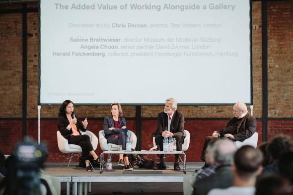 Berlin Art Link Talking Galleries Berlin Art Week 2015 3