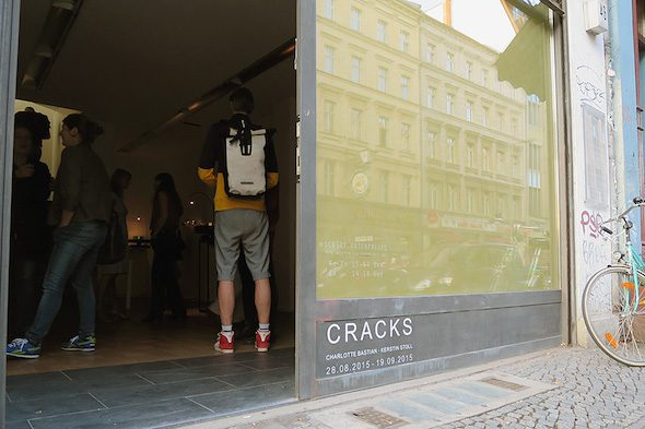 _'Cracks' at Scotty Enterprises_, (2015), photograph_ courtesy of Scotty Enterprises