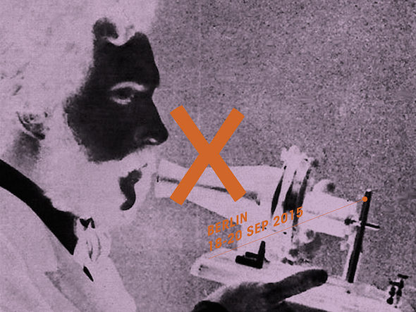 """""""Project Space Festival: XCHANGE logo"""", (2015), digital image; Courtesy Project Space Festival"""