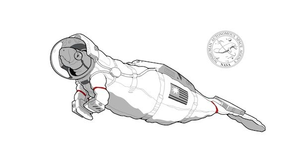 Manatee Spacesuit