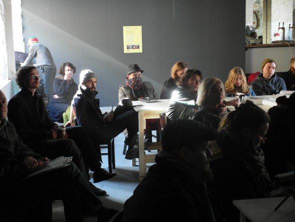 Chto Delat? -  School of Engaged Art; photo courtesy of the artists