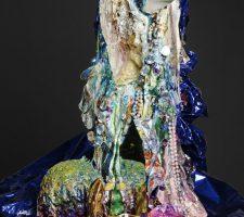 Berlin Art Link Goldrausch 2015 Eva Maria Salvador