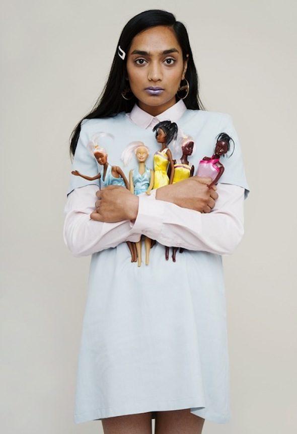 Nafisa by Arvida Bystrom