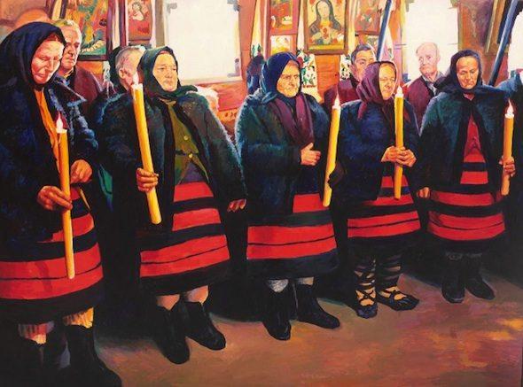 berlinartlink-Dumitru Gorzo Vigil (Veghea) 2006