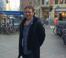 Berlin Art Link Interview with Scott Kildall in Berlin