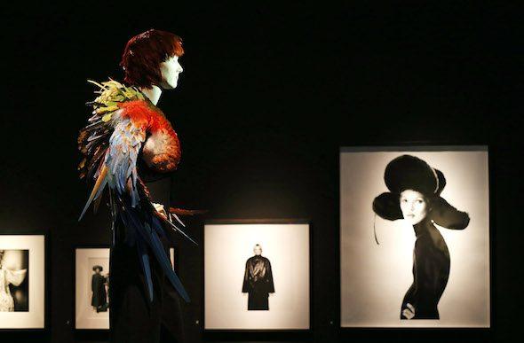 Berlin Art Link Feature Jean Paul Gaultier at Kunsthalle München