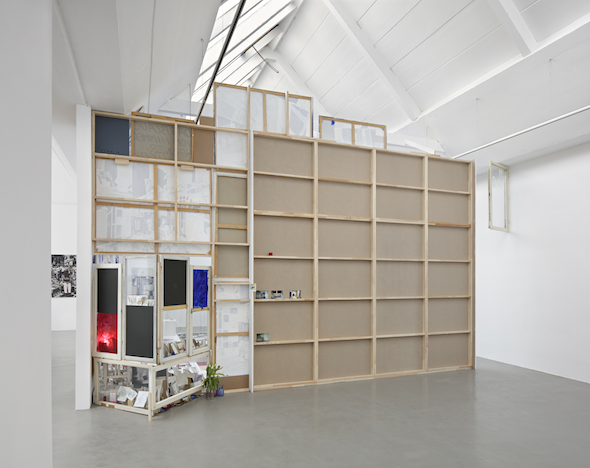 Berlin Art Link Explore Anna Oppermann at Galerie Barbara Thumm