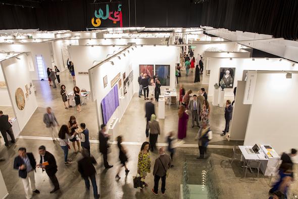 Berlin Art Link Explored Art Week in Dubai