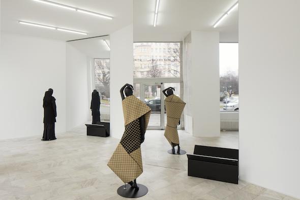 Berlin Art Link Explores Innocad at the Architektur Galerie Berlin