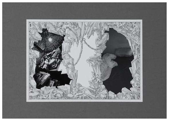Berlin Art Link Explores Julian Goth's Their Terrain Exhibition