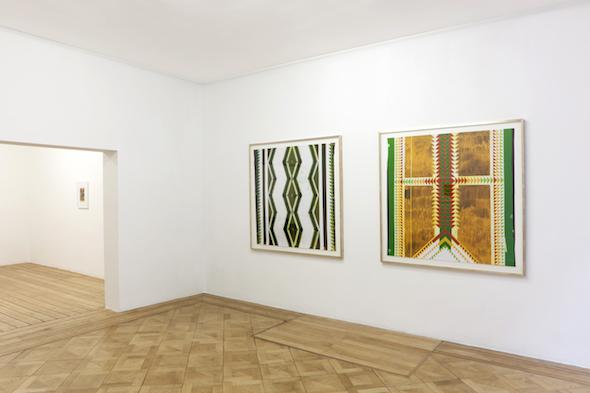 Berlin Art Link Discovers Sebatien Bonin in Brussels