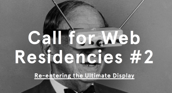Open Call for Web Residencies: Re-entering the Ultimate Display at Akademie Schloss Solitude  // courtesy of Akademie Schloss Solitude