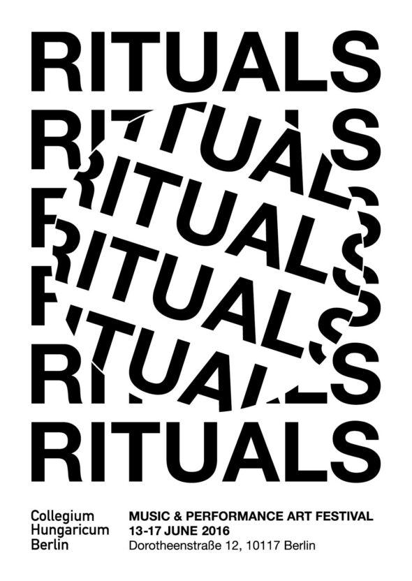 RITUALS // courtesy of Collegium Hungaricum Berlin
