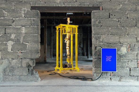 berlinartlink_installation view_skulpur_bredelar