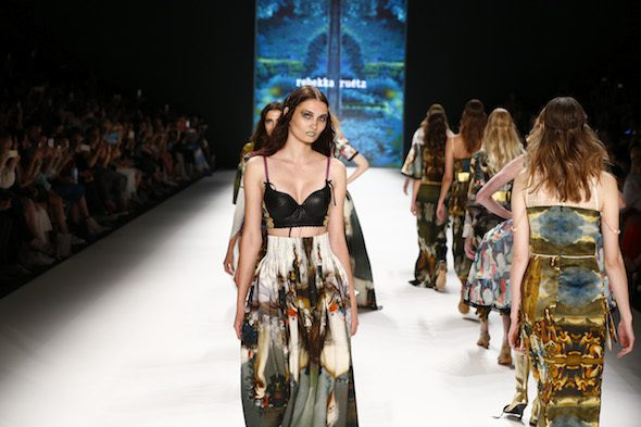 Rebekka Ruetz Show - Mercedes-Benz Fashion Week Berlin Spring/Summer 2017