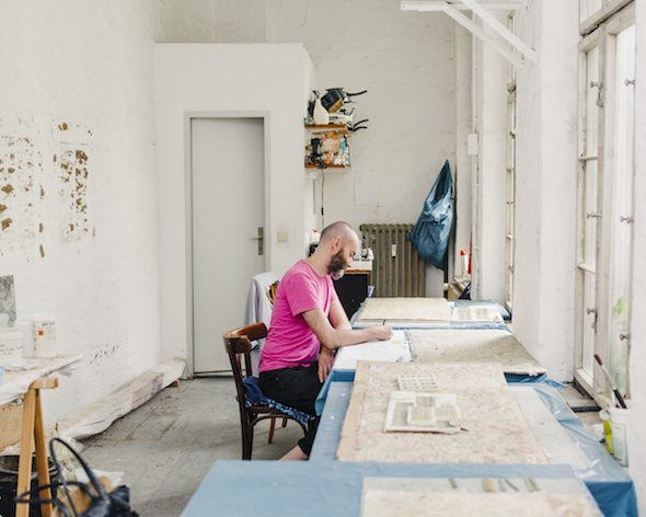 berlinartlink-studiovisit-davidthorpe