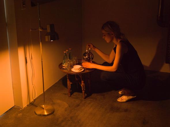 Berlin Art Link Interview with Yves Scherer