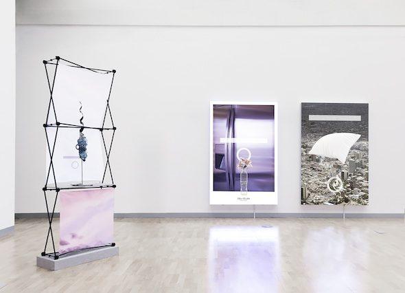 Christopher Kulendran Thomas: 'New Eelam', 2016, Installation view at the 11th Gwangju Biennale // Courtesy of the artist
