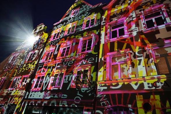 Berlin Art Link Feature Lichtkunst Weilheim