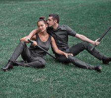 Ginevra Panzetti & Enrico Ticconi: 'Le Jardin', 2016 // Photo by Sandro Moscogiuri