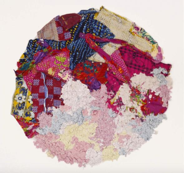 Taqwa: 'The Circle of Six Dresses' // Copyright Taqwa
