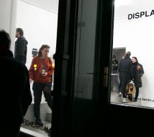 Berlin Art Link Discover exhibition by Marie Jeschke and Anja Langer at Display