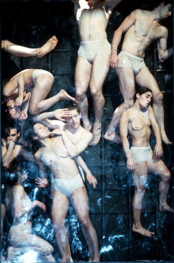 Sasha Waltz: 'Körper, 2016 // Photo by Bernd Uhlig