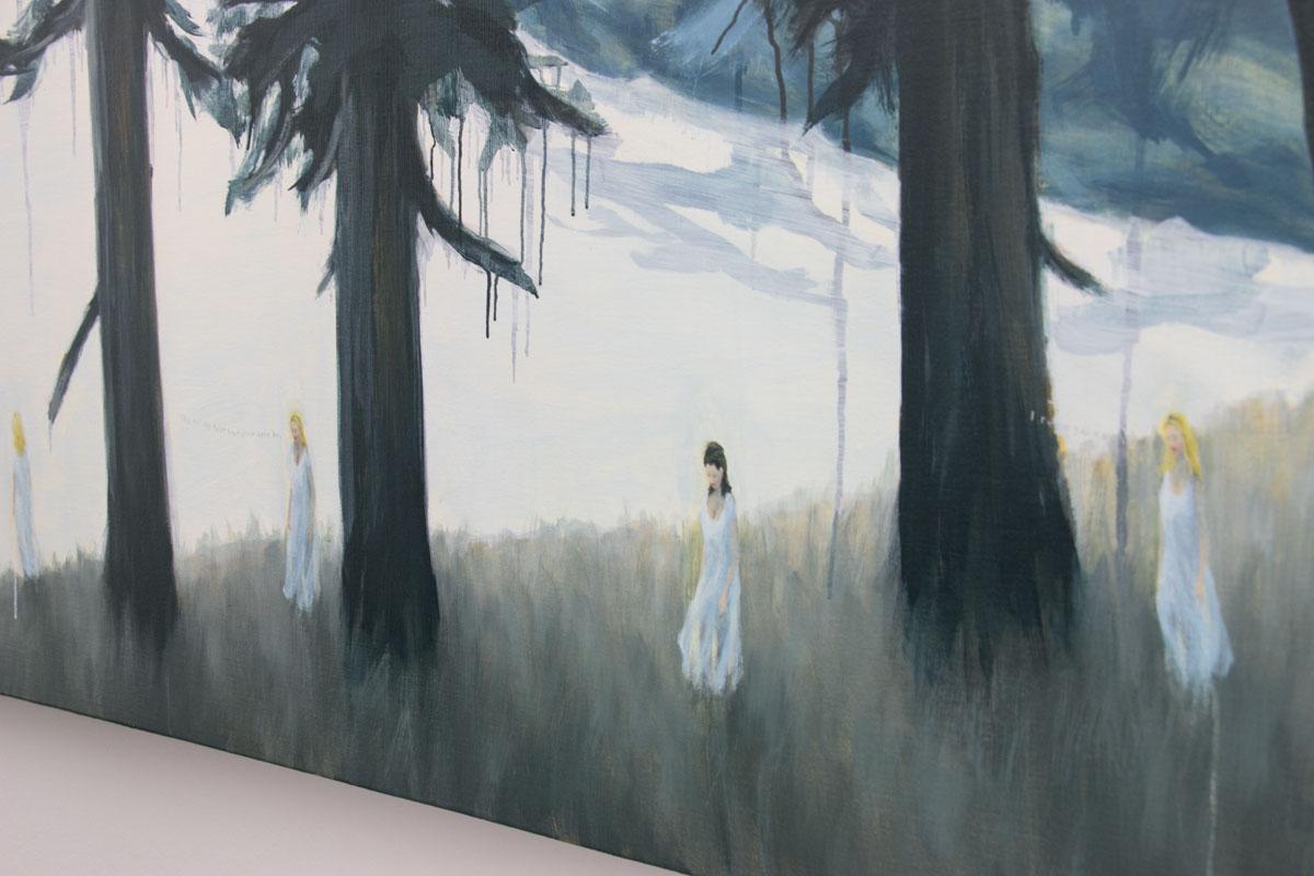 Berlin Art Link Discover Dan Attoe at Peres Project