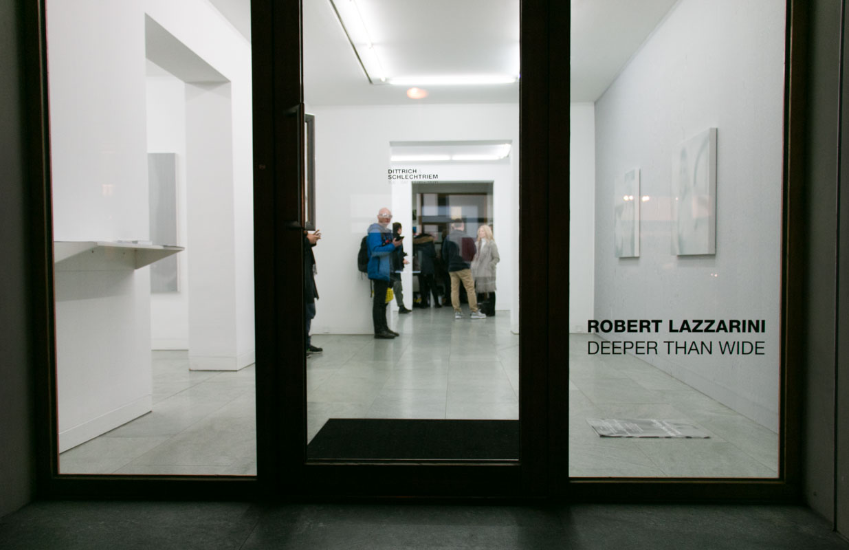 Berlin Art Link Discover Robert Lazzarini at DITTRICH & SCHLECHTRIEM