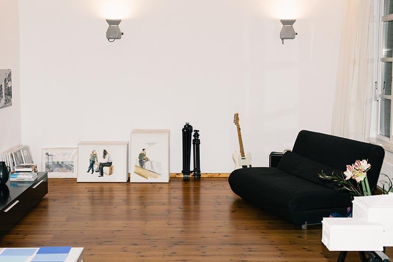 Berlin Art Link Studio Visit with Dellbrügge & De Moll