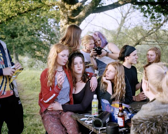 Siân Davey: from the series 'Martha', 2016 // Copyright Siân Davey