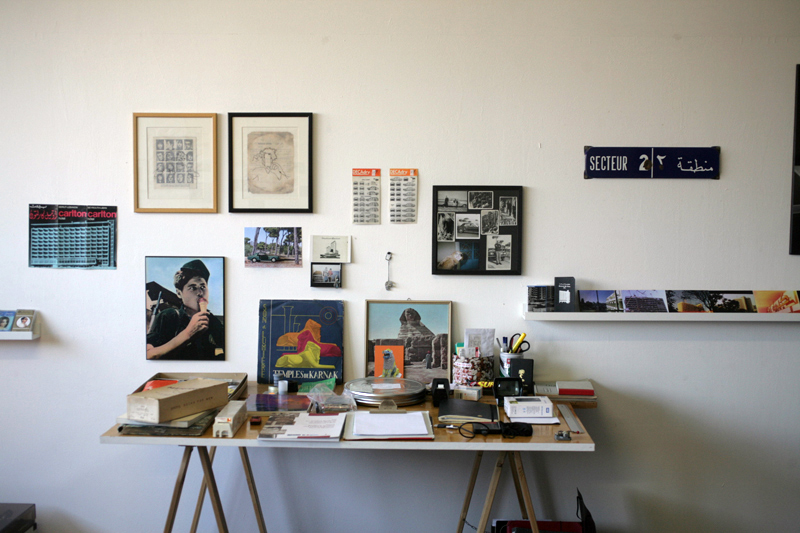 Berlin Art Link Studio Visit with Pierwoss & Siska