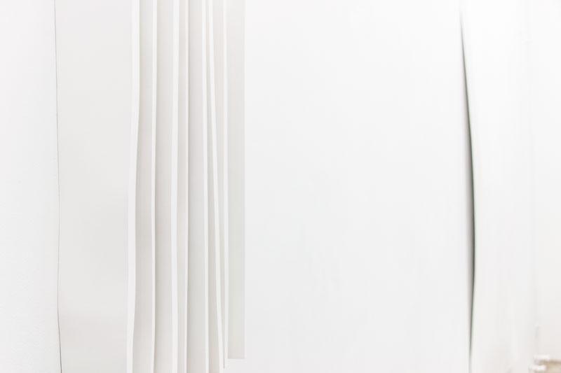 Exhibition c cile dupaquier at daniel marzona berlin for Minimal art by daniel marzona